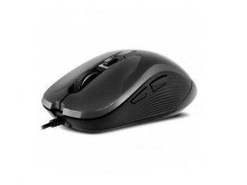 купить Mouse SVEN RX-520S Silent, Optical, 800-3200 dpi, 6 buttons, Ambidextrous, Black в Кишинёве