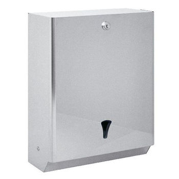 AMALFI INOX Диспенсер для складных бумажных полотенец