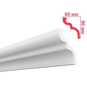 Plintex Плинтус потолочный H 65х80