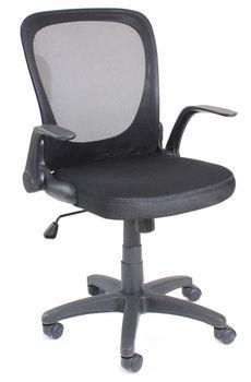 Офисное кресло Deco F-66 Black