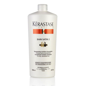 ШАМПУНЬ KERASTASE NUTRITIVE BAIN SATIN IRISOME_2 1L