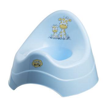 """Музыкальный горшок """"Giraffe"""", голубой, код 41091"""