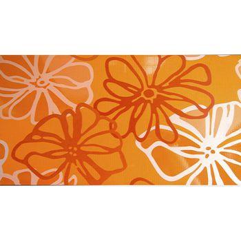 Keros Ceramica Декор Fly Naranja 25x40см