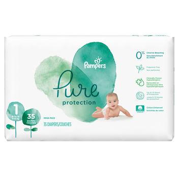 cumpără Pampers (1) CP Pure New Baby N35 în Chișinău