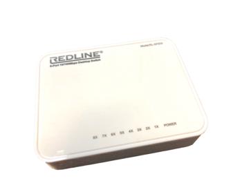 cumpără REDLINE Switch (8 Ports) 100mbps în Chișinău