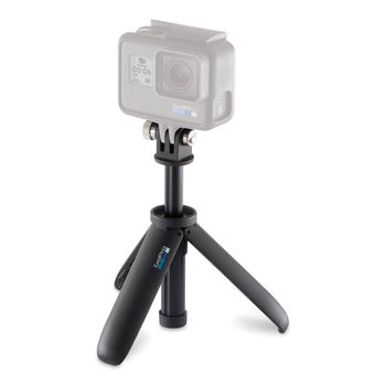 cumpără Maner telescopic + mini-trepied GoPro Shorty Mini Extention Pole + Tripod, AFTTM-001 în Chișinău