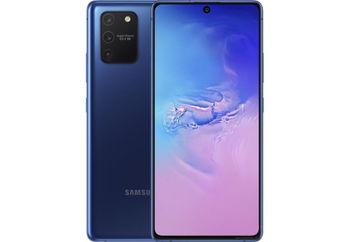 cumpără Samsung Galaxy S10 Lite G770 Duos 6/128Gb, Blue în Chișinău