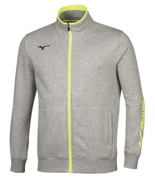 купить Мужской батник Mizuno Sweat FZ Jacket в Кишинёве