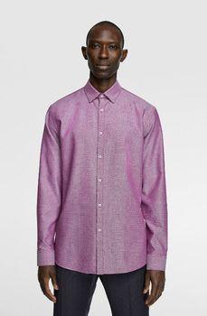 Рубашка ZARA Фиолетовый zara 8211/350/611