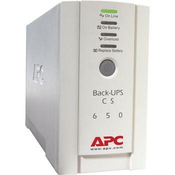 APC Back-UPS CS 650VA/400Watts 230V