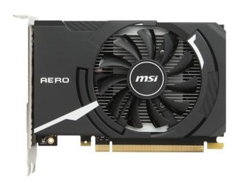 купить MSI GeForce GT 1030 AERO ITX 2G OC /  2GB DDR5 64Bit 1518/6008Mhz, DVI, HDMI, Single fan, Military Class 4 (MIL-STD-810G), Gaming App, Retail в Кишинёве