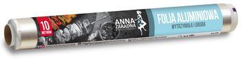 Фольга алюминиевая 10м на ролике Anna Zaradna