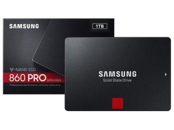 """cumpără Solid-Stade Drive 2.5"""" SATA SSD 1.0TB Samsung 860 PRO în Chișinău"""