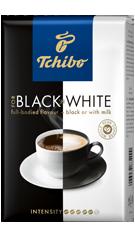 купить Кофе в зернах Tchibo Black'n White, 1 кг в Кишинёве