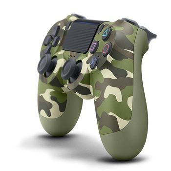 Gamepad Sony DualShock 4 v2 Green Camo for PlayStation 4