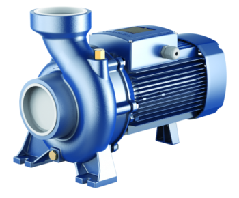 Центробежный насос высокой производительности Pedrollo HF 6B 1.5 кВт