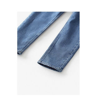 Pantaloni ZARA Denim/Albastru 8367/655/407