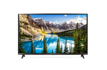"cumpără ""55"""" LED TV LG 55UJ6307, Black (3840x2160 UHD, SMART TV, PMI 1600Hz, DVB-T/T2/C/S2) (55"""", Black, 4K 3840x2160, PMI 1600Hz, SMART TV (webOS 3.5), 3 HDMI, 1 USB  (foto, audio, video), WiFi, DVB-T2/C/S2,  OSD Language: ENG, RU, RO, Speakers 2x10W, VESA 300x300, 14Kg)"" în Chișinău"