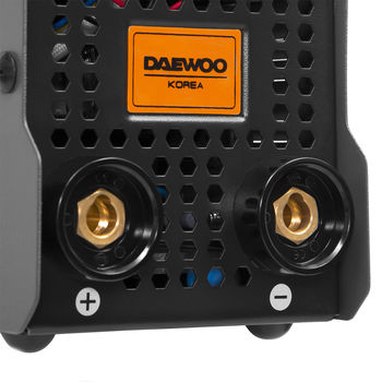 Daewoo DW 225  (7.6 кВт, 1.6-5.00 мм)