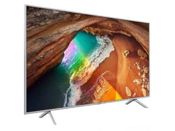 "65"" TV Samsung QE65Q77TAUXUA, Black (SMART TV)"