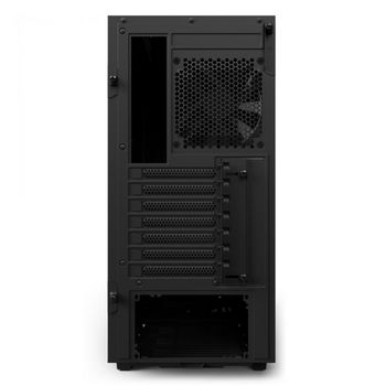 купить Case NZXT H500 Black Red (CA-H500B-BR) в Кишинёве