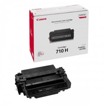Laser Cartridge Canon 710H (HP Q6511X), black (12000 pages) for LBP-3460, HP LJ 2410,2410N,2420,2420D,2420DN,2420N,2430,2430DTN,2430T,2430TN