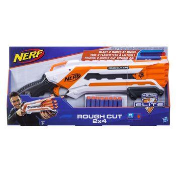 """Бластер Nerf """"Rough Cut"""" Elite, код 43188"""