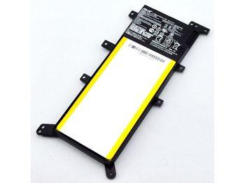 Battery Asus X554L X555 X555L X555LA  X555LD X555LN X555MA  A555 A555L F554 F554L F555 F555L FL5500L FL5600L A556 F550 R556 R557 K555 V405 V405LB VM400C VM410L VM510 VM510L VM590L C21N1347 7.6V 5000mAh Original