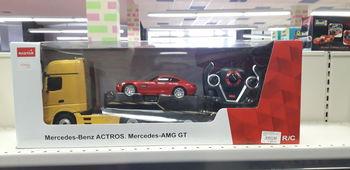 Mașina cu t/c RASTAR MercedesBenz Actros Cod 74940