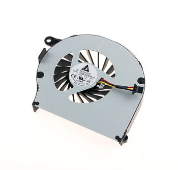 CPU Cooling Fan For HP Compaq CQ62 G62 CQ72 G72 CQ42 G42 CQ56 G56 Pavilion G6-1000 G4-1000 G7-1000 (INTEL, Video Integrated) (3 pins)