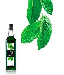 Сироп 1883dePR Зеленая Мята 1L