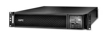 APC Smart-UPS RM SRT 3000VA/2700Watts, LCD, 230V, Double Conversion Online, Internal Bypass, Sine wave, RJ-45 Serial, Smart-Slot , USB, (8) IEC 320 C13, (2) IEC Jumpers, (2) IEC 320 C19