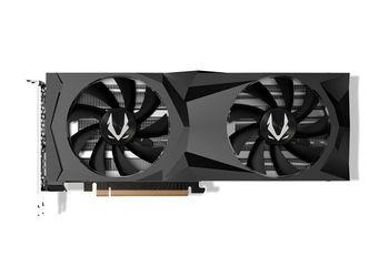 ZOTAC GeForce RTX 2070 AMP! Edition 8GB DDR6, 256bit, 1740/14000Mhz, Dual Fan IceStorm 2.0, HDCP, HDMI, 3xDisplayPort, USB Type-C, SPECTRA Lighting System, Premium Pack