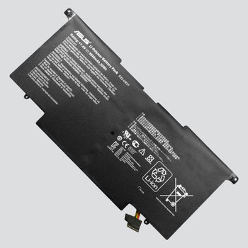 Battery Asus Zenbook UX31A UX31E C22-UX31 C23-UX31 7.4V 6840mAh Black OEM