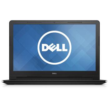 """DELL Inspiron 15 3000 Black (3552), 15.6"""" HD (Intel® Pentium® Quad Core N3710 2.56GHz (Braswell), 4Gb DDR3 RAM, 500Gb HDD, Intel® HD Graphics 405, DVDRW, CardReader, WiFi-N/BT4.0, 4cell, HD720p Webcam, RUS,Ubuntu,2.3kg)"""
