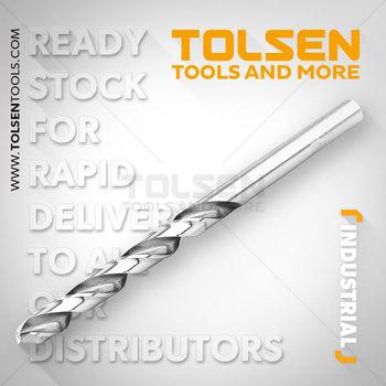 купить Сверло по металлу M2 HSS 8.5mm Tolsen в Кишинёве