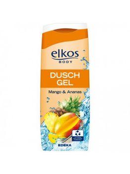 cumpără Gel de duș Elkos Dusch Gel (Mango & Ananas, Milch & Kokos, Orhidee) 300 ml. în Chișinău