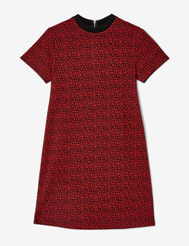 Платье Jennyfer Красный 71sata