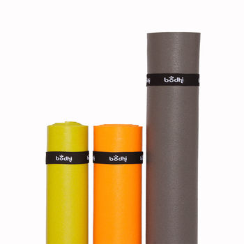 купить Коврик для йоги 185x60x0,3 см Kailash Premium XL / 591 PVC BODHI (2725) в Кишинёве