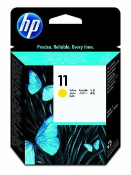 HP No.11 Yellow Ink Cartridge