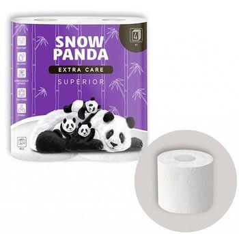 Туалетная бумага PANDA ExtraCare Superior 4 слоя 20.8м*4