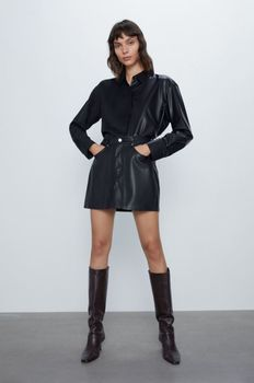 Блуза ZARA Чёрный 2731/071/800 zara