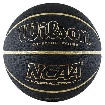 cumpără Minge baschet #7 NCAA HIGHLIGHT 295 WTB067519XB07 Wilson (444) în Chișinău