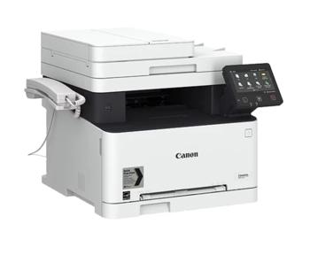 купить Canon i-Sensys MF635Cx, Colour Laser MFD:  Printer/Scanner/Fax/Copier, Duplex, A4, Print Resolution 600 x 600 dpi, Interface  USB 2.0 Hi-Speed в Кишинёве