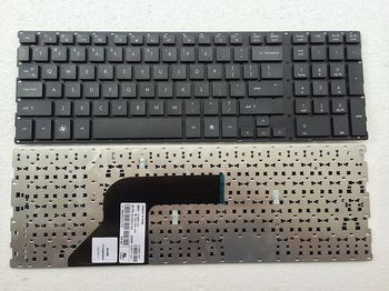 "Keyboard HP ProBook 4510s 4515s 4710s 4750s w/o frame ""ENTER""-small ENG. Black"