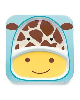 купить Тарелка Skip Hop Zoo Жираф в Кишинёве