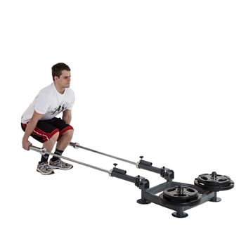 купить Аппарат фитнес для кроссфита Chest Trainer 7281 (2756) (под заказ) в Кишинёве