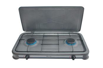 Настольная плита TORNADO NY-C55 SILVER LPG