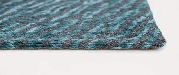 купить Авторские ковры ручной работы WAVES 9132  Shores  Blue Nile Rugs в Кишинёве