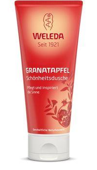 cumpără Gel de duș regenerant cu rodie Weleda 200 ml în Chișinău